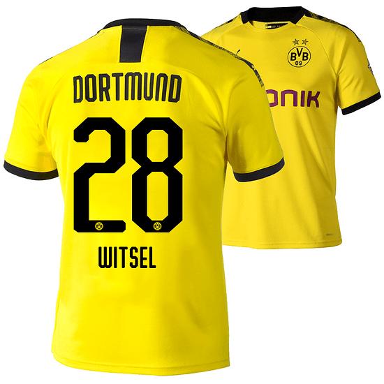 Puma Borussia Dortmund Heim Trikot WITSEL 2019/2020
