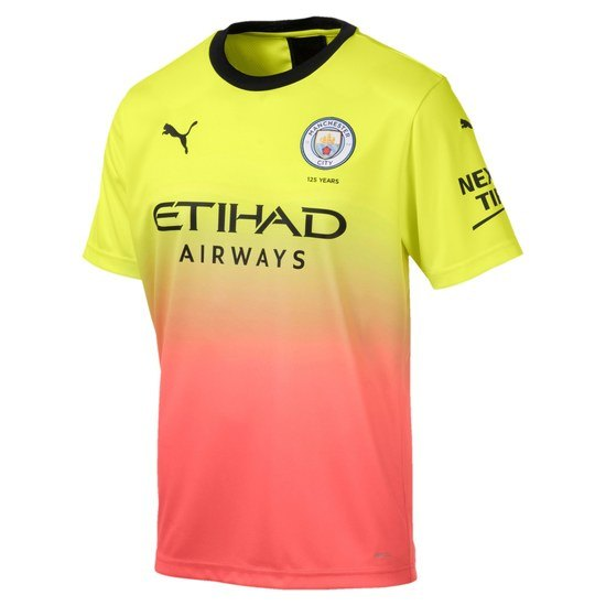 Puma Manchester City Trikot 2019/2020 CL