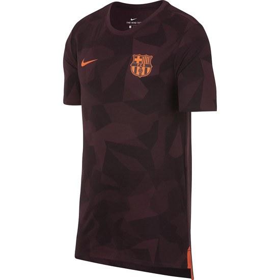 Nike FC Barcelona T-Shirt Match Braun
