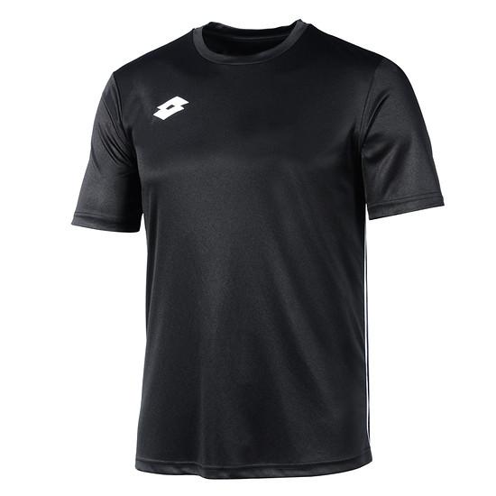 Lotto T-Shirt Delta Jersey PL schwarz