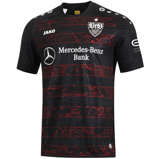 Jako VfB Stuttgart Trikot 2020/2021 Auswärts