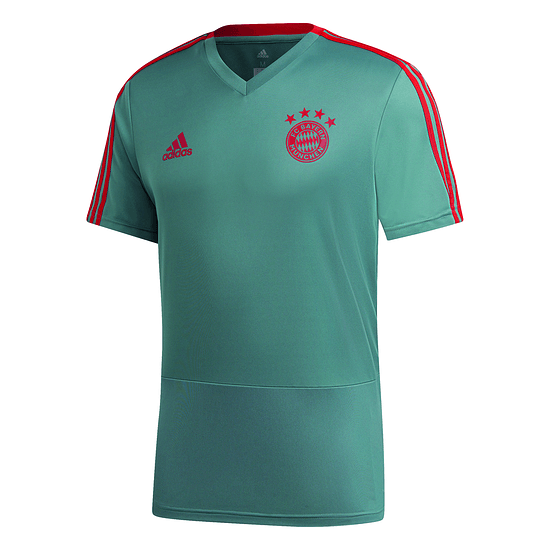 Adidas FC Bayern München Trainingsshirt Grün