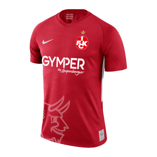 Nike 1. FC Kaiserslautern Trikot 2019/2020 Heim