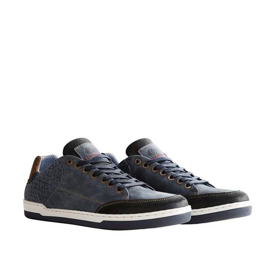 NoGRZ Sneaker W. Burn blau