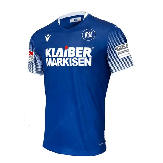 Macron Karlsruher SC Trikot 2019/2020 Heim