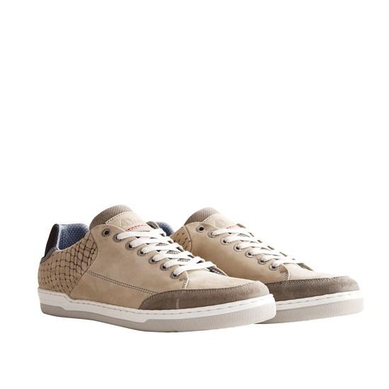 NoGRZ Sneaker W. Burn taupe