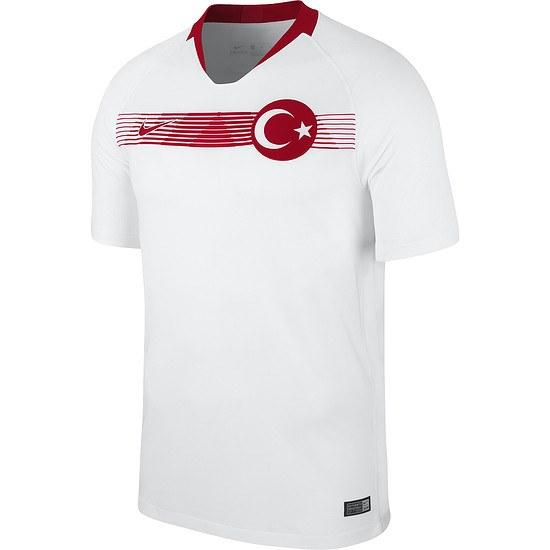 Nike Türkei Trikot Auswärts 2018/2019