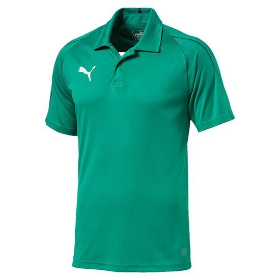 Puma Poloshirt FINAL Training Grün