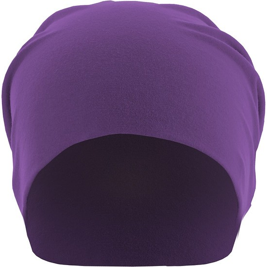 MasterDis Jersey Beanie lila
