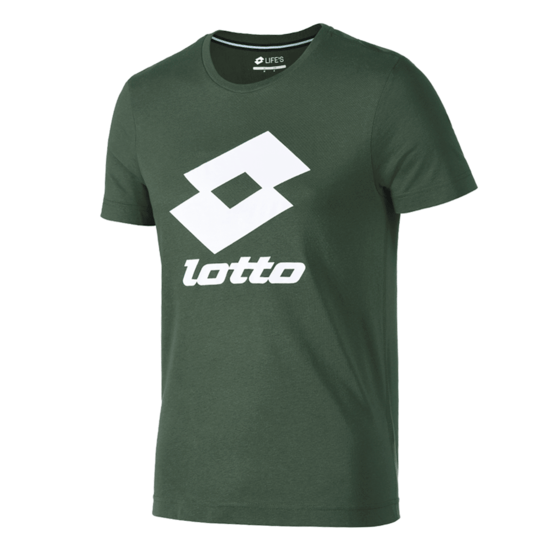 Lotto T-Shirt Smart JS grün