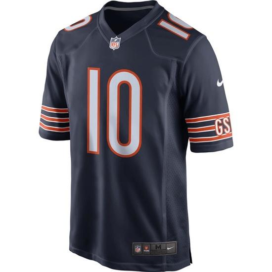 Nike Chicago Bears Trikot 2019/2020 TRUBISKY 10 Blau