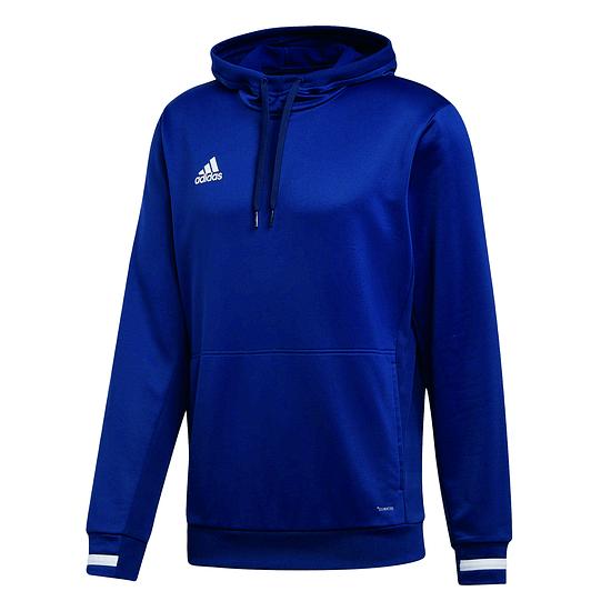 Adidas Hoodie Team 19 Blau