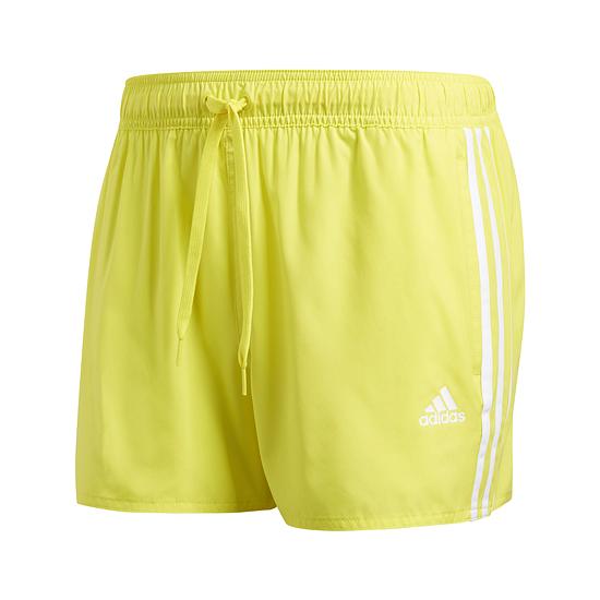 Adidas Freizeit-und Badeshorts 3S CLX VSL Gelb