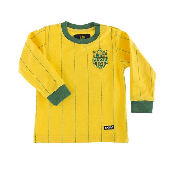 Copa FC Nantes My first football shirt