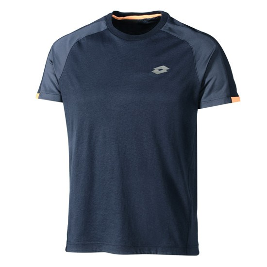 Lotto T-Shirt Bryan IV Regular navy