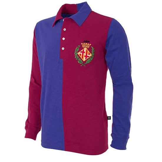 Copa FC Barcelona 1899 Long Sleeve Retro Shirt