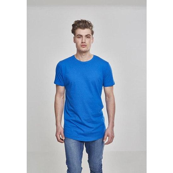 URBAN CLASSICS T-Shirt Shaped Long brightblue
