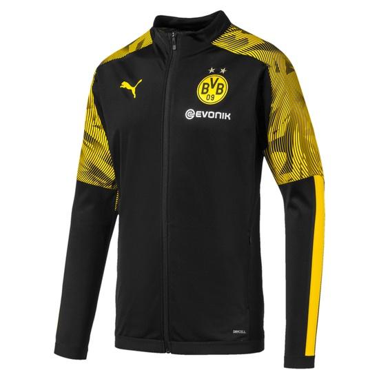 Puma Borussia Dortmund Trainingsjacke 2019/2020 Schwarz