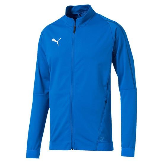 Puma Jacke FINAL Training Blau