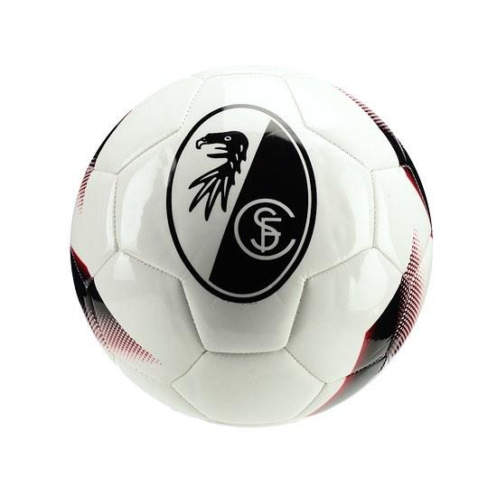 hummel SC Freiburg Street Fußball weiß/rot/schwarz