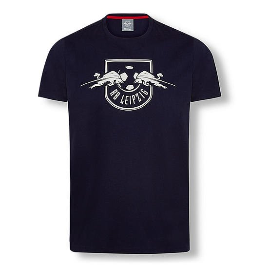 RB Leipzig T-Shirt Essential Mono navy