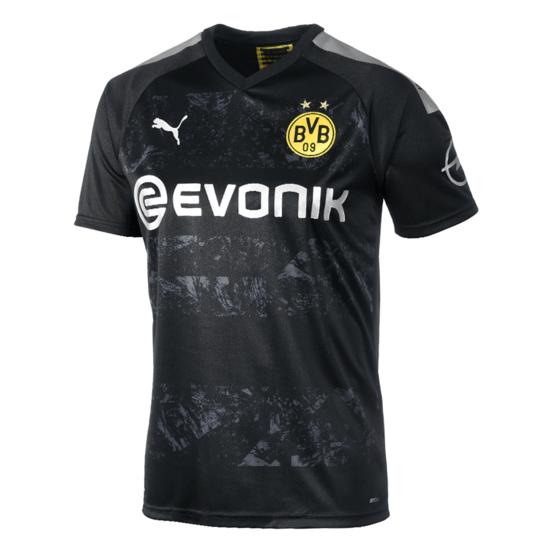 Puma Borussia Dortmund Trikot 2019/2020 Auswärts