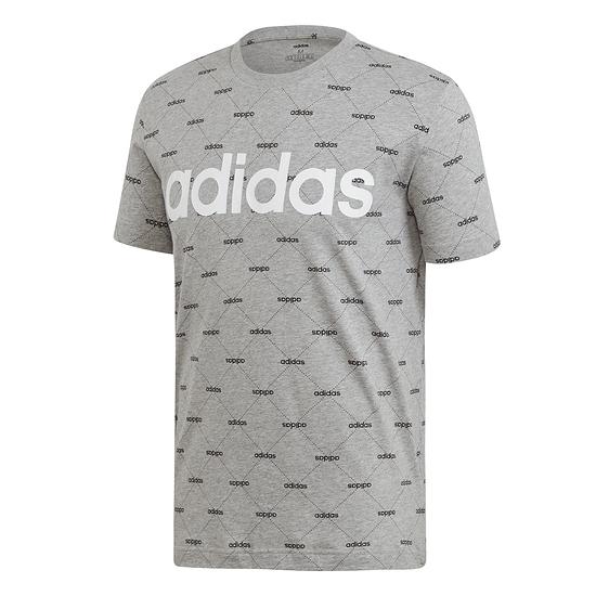 Adidas T-Shirt CORE FAV Grau