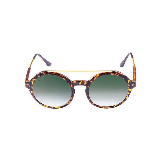 MasterDis Sonnenbrille Retro Space havanna/grün