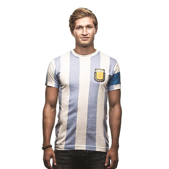 Copa T-Shirt Argentina Capitano