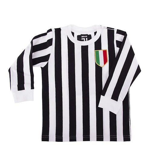 Copa Juventus Turin My first football shirt