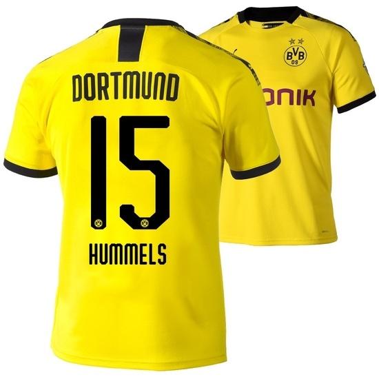 Puma Borussia Dortmund Heim Trikot HUMMELS 2019/2020