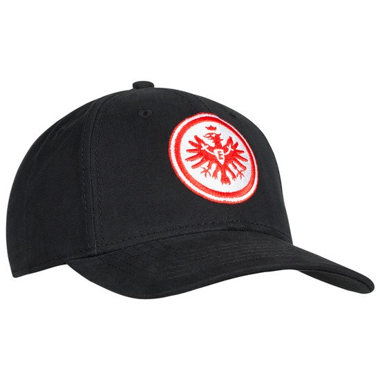 Eintracht Frankfurt Cap Core Classic schwarz