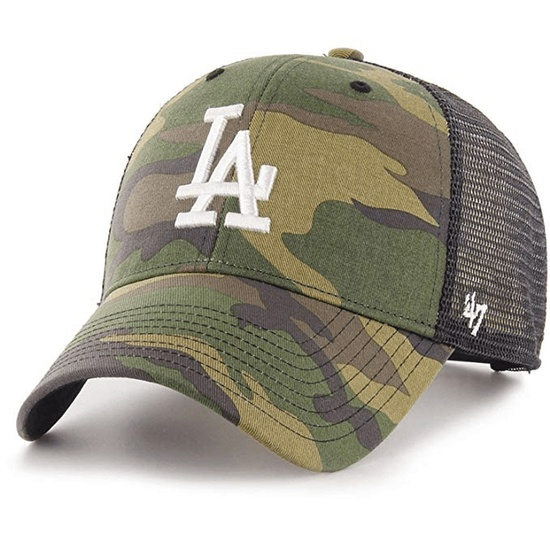 47 Brand Los Angeles Dodgers Cap Camo Branson MVP camo