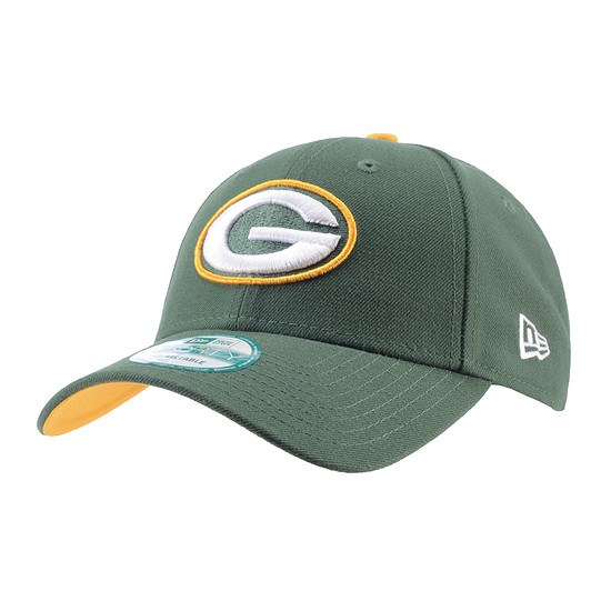 New Era Green Bay Packers Cap The League grün