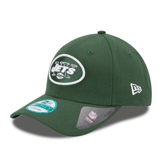New Era New York Jets Cap The League Team grün
