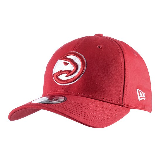 New Era Atlanta Hawks Cap Team 39Thirty rot