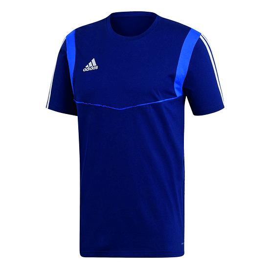 Adidas T-Shirt Tiro 19 Blau