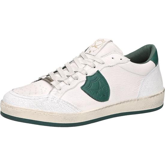 Sansibar Sneaker Leder weiß
