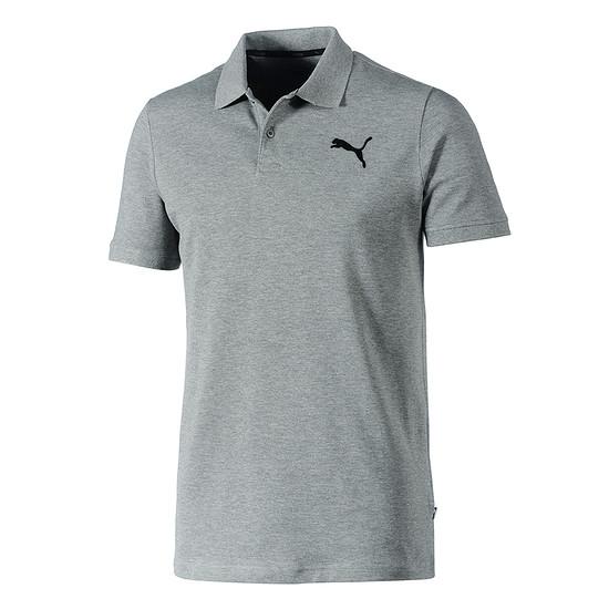 Puma Poloshirt ESS mittelgrau