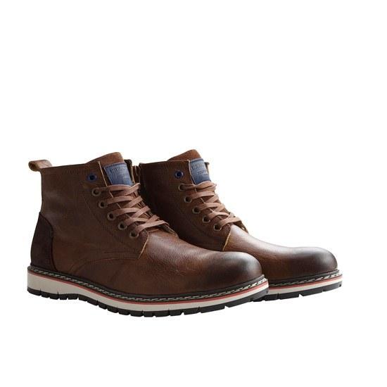 TRAVELIN OUTDOOR Winter Boot Myken cognac