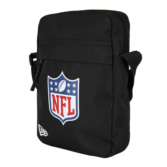 New Era NFL Shield Tasche Side Bag schwarz