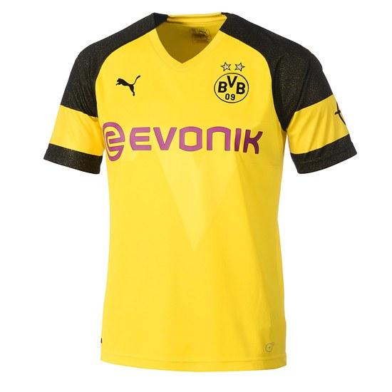Puma Borussia Dortmund Trikot 2018/2019 Kinder Heim