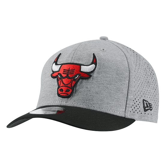 New Era Chicago Bulls Cap 9FIFTY Shadow Tech blau