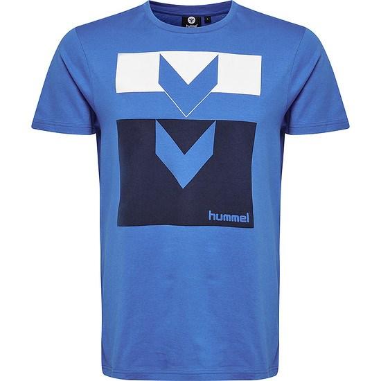 hummel T-Shirt Harald blau