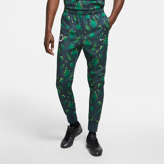 Nike Nigeria Trainingshose NIGERIA Grün