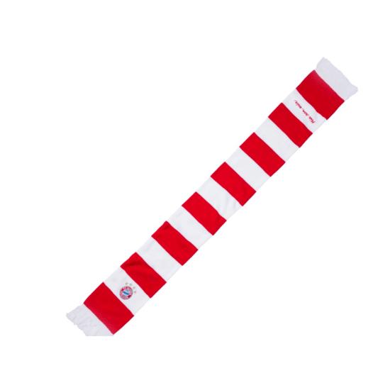 FC Bayern München Schal CLASSIC Rot/Weiß