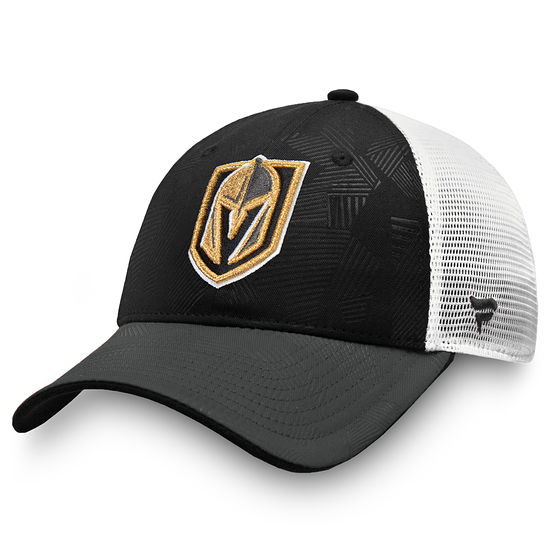 Fanatics Vegas Golden Knights Iconic Cap schwarz/gold