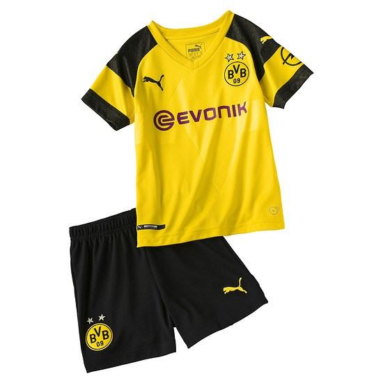 Puma Borussia Dortmund Minikit 2018/2019 Heim