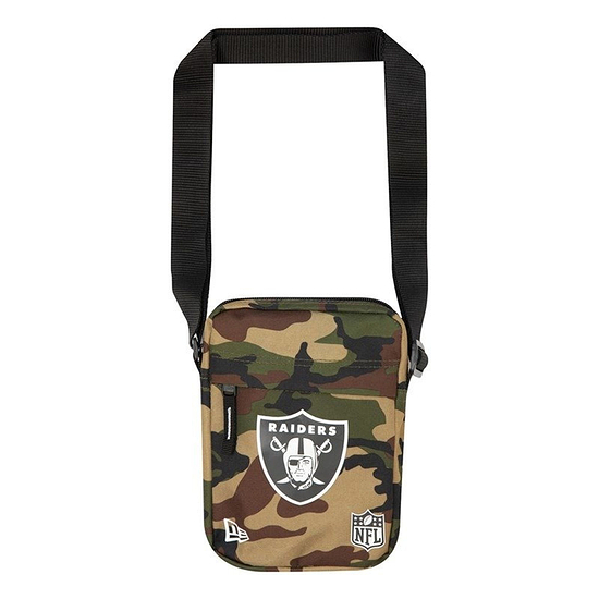 New Era Las Vegas Raiders Tasche Side Bag camouflage