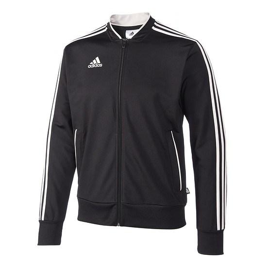 Adidas Freizeitjacke Tango schwarz